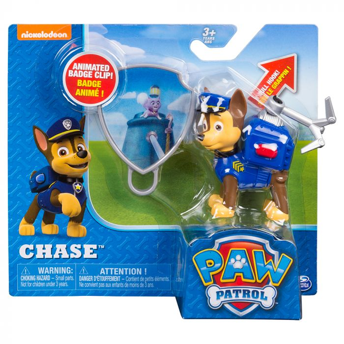 Actiefiguur Paw Patrol Action Pack Pup Assorti