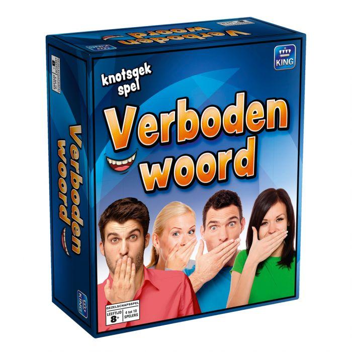 Spel Verboden Woord