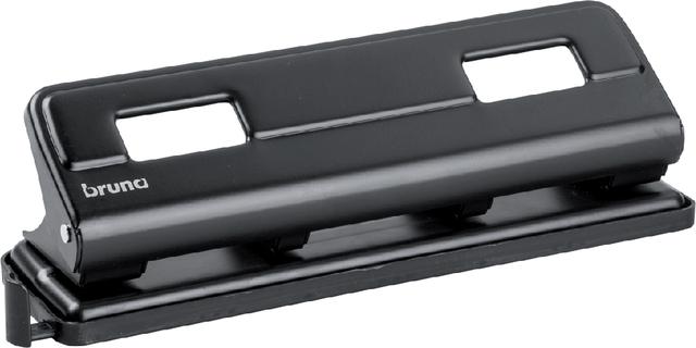Perforator Bruna 4-gaats zwart