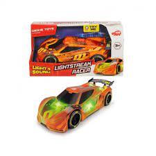Auto Lightstreak Racer B/O 20 Cm