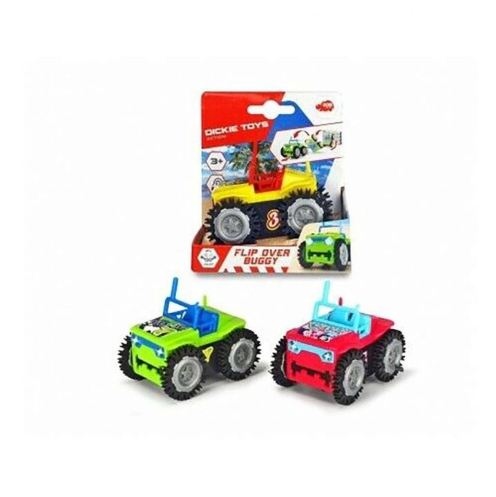 AUTO BUGGY FLIPOVER 3 ASSORTI BATTERY OPERATED