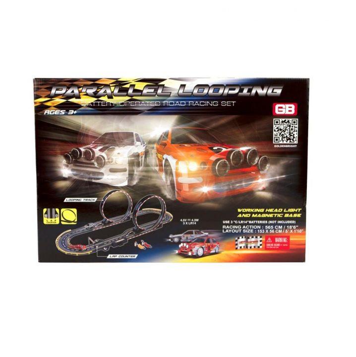 Racebaan Looping Racer 565 Cm