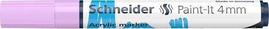 Acryl Marker Schneider Paint-it 320 4mm pastel lila