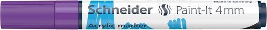 Acryl Marker Schneider Paint-it 320 4mm paars