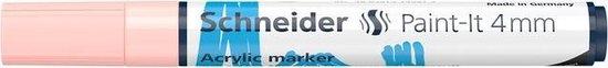 Acryl Marker Schneider Paint-it 320 4mm abrikoos