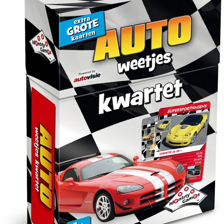 SPEL WEETJES KWARTET AUTO'S