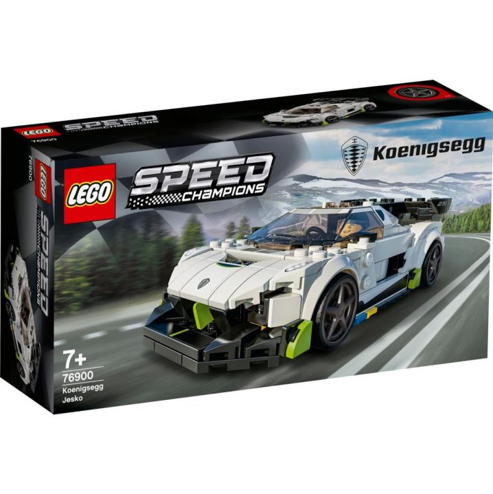 LEGO SPEED CHAMPION 76900 KOENIGSEGG