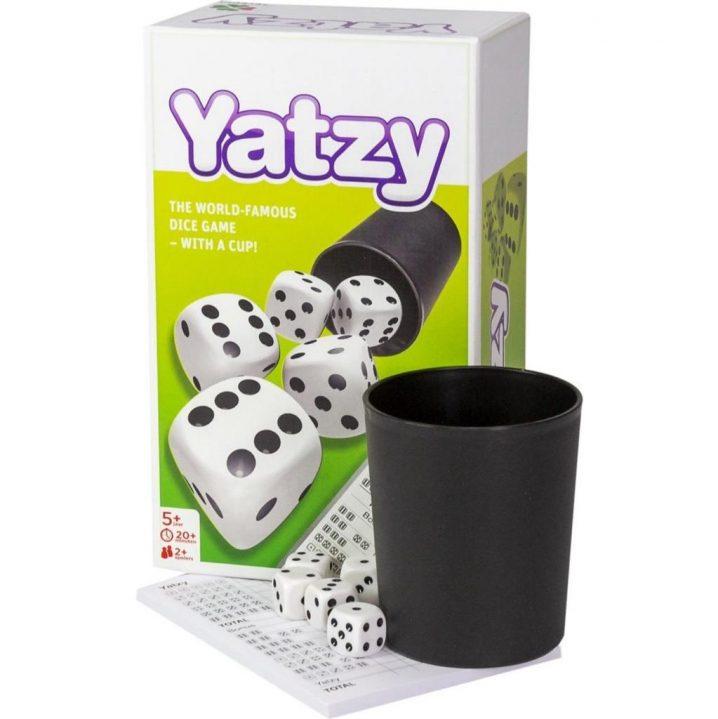 Spel Yatzy