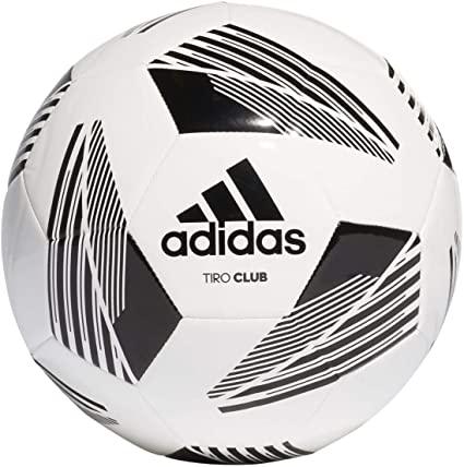 Bal Voetbal Adidas Zwart/Wit
