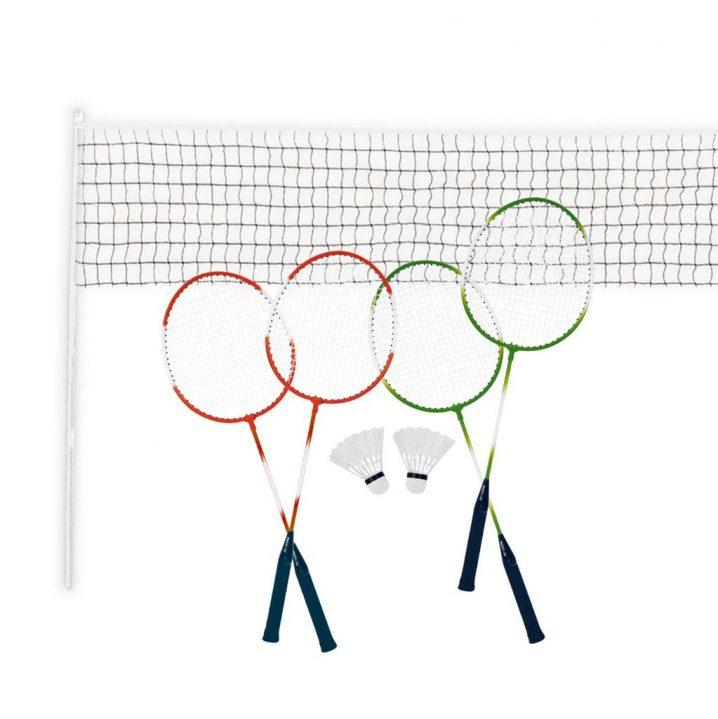 Alert Badmintonset 4 Personen