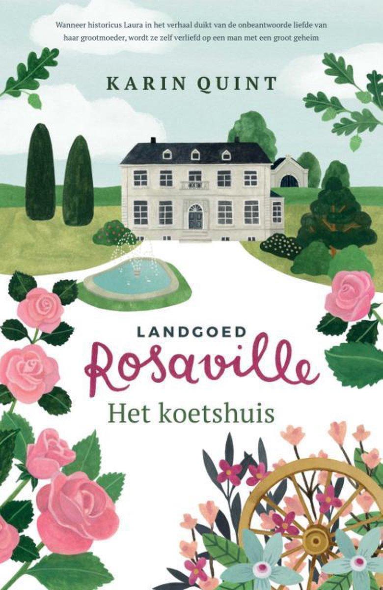 Landgoed Rosaville 1 – Het koetshuis