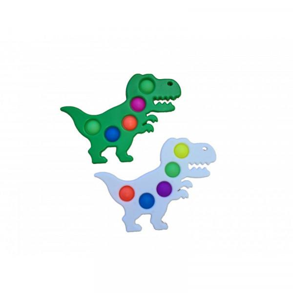 Magic Fidget 5 Pop it Dino