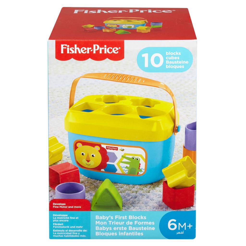 Fisher Price Baby's Eerste Blokken