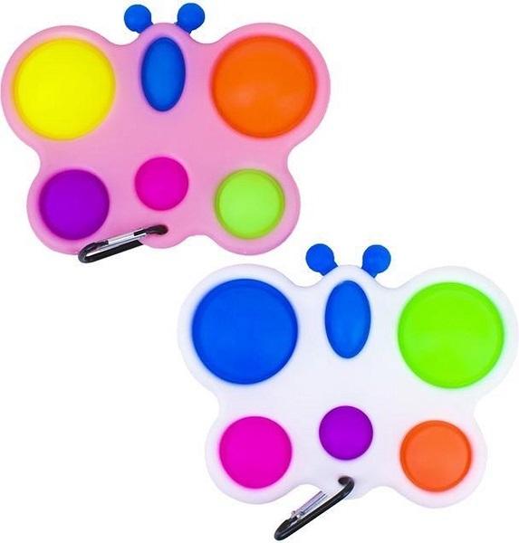 Magic Pop It Game Vlinder