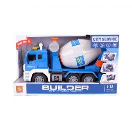Auto Cementtruck B/O 30 Cm