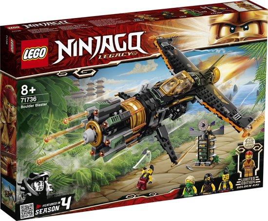 LEGO NINJAGO 71736 LEGACY ROTSBLOK BLASTER
